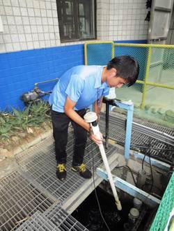 環保署水質監測 掌握全台9成排放水