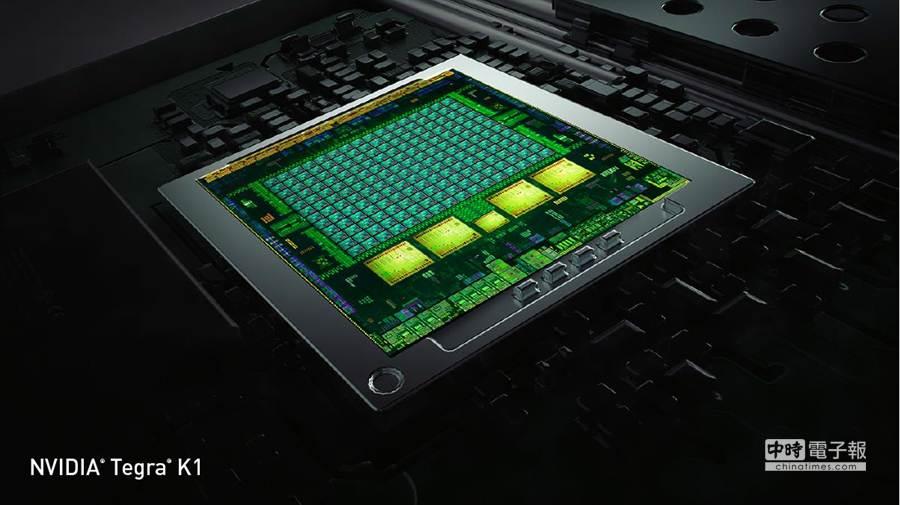 NVIDIA Tegra K1處理器首度搶進Chromebook市場,搭載於宏碁Chromebook 13中(圖/業者提供)