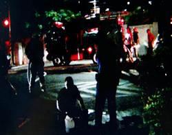 房屋遭扣押 男子警局前潑汽油陳情
