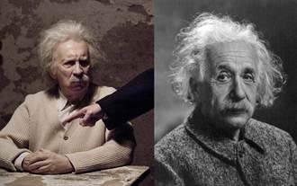 《百歲老人蹺家去》玩歷史 愛因斯坦鬧雙胞