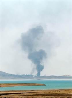 美對摩蘇爾發動15次新空襲