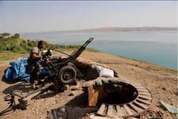 庫德族:已牢控摩蘇爾水庫