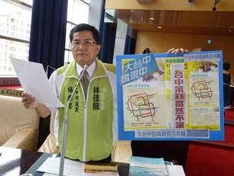 BRT取代MRT? 胡志強:都在規畫中