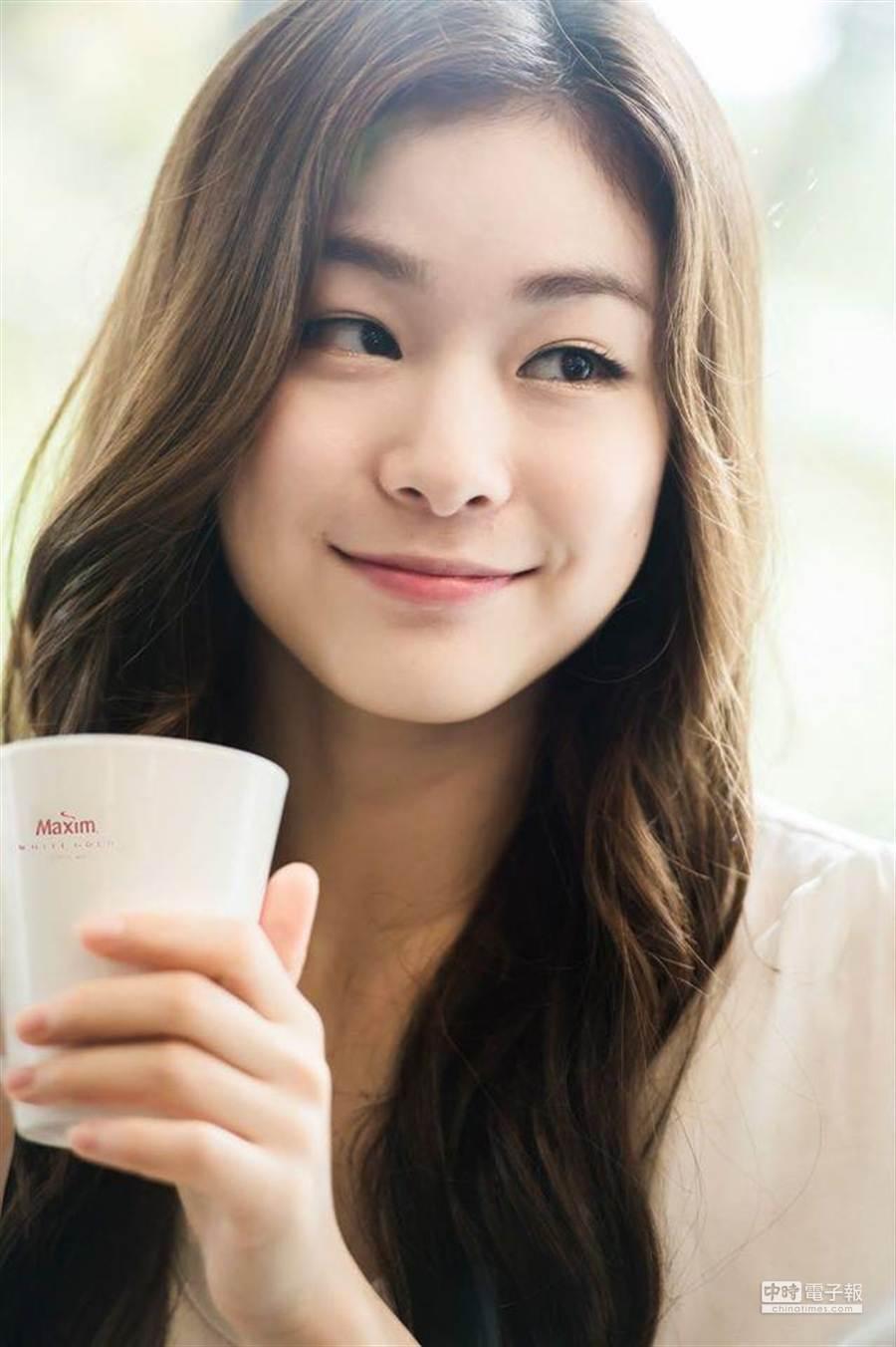 金妍兒是南韓滑冰選手,她陽光健康形象深受不少觀眾喜愛。(圖/取自金妍兒臉書)