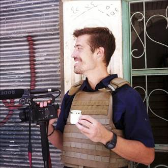 不憂記者被砍頭 美補轟IS14次