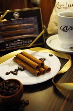 西雅圖Barista Premium咖啡雪茄蛋捲禮盒 搶攻中秋送禮商機