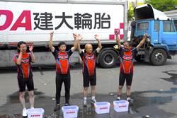 建大董座楊銀明 挑戰冰桶