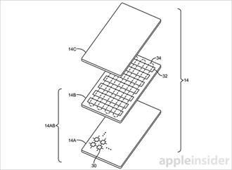 未來趨勢!蘋果專利:彈性螢幕包覆機身、觸控式控制