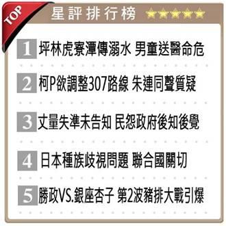 晚間最夯星評新聞-2014.08.30