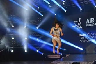 世界空氣吉他大賽 日19歲少女奪冠