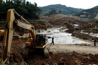 貴州福泉山體滑坡遇難者增至22人