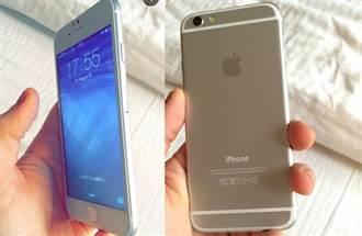 太感動 iPhone 6終於開機了