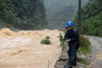 特大暴雨致重慶雲陽8人死亡24人失蹤