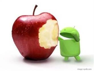 今年你要吃檸檬派還是蘋果呢?Android L vs iOS 8比一比!