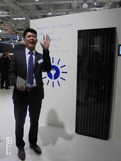 德國LIEBHERR 秀太陽能冰箱雛型機