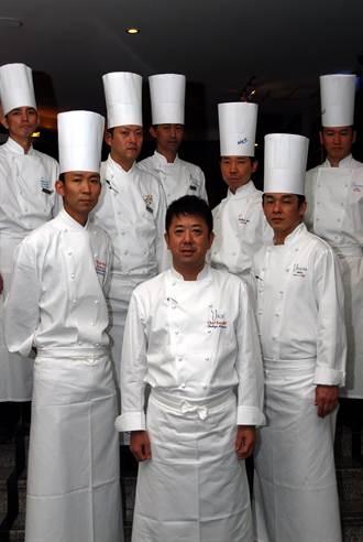 米其林星廚今起紛至 台北星光好燦爛