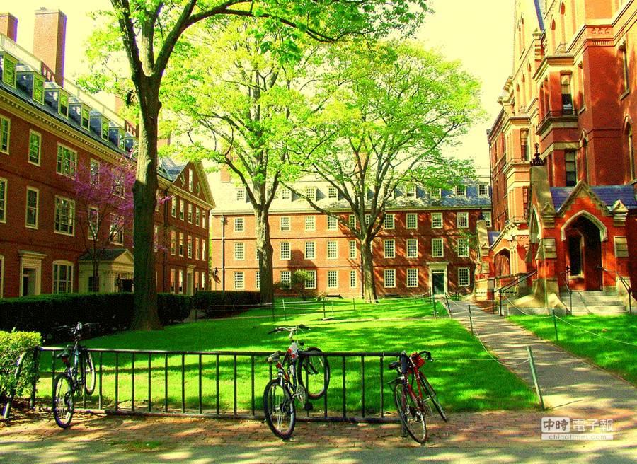哈佛大学。(图/liuxue.jxedu.gov.cn)