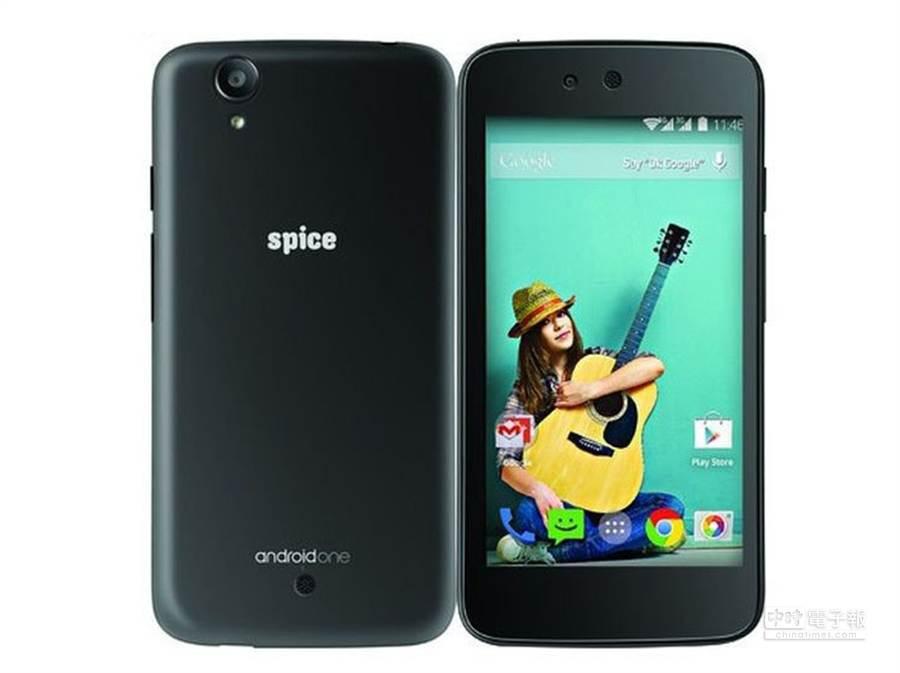 Google正式在印度市場推出3款Android One手機。(圖/9to5google)