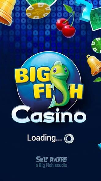 《Big Fish Casino》紙牌遊戲、21點帶著走