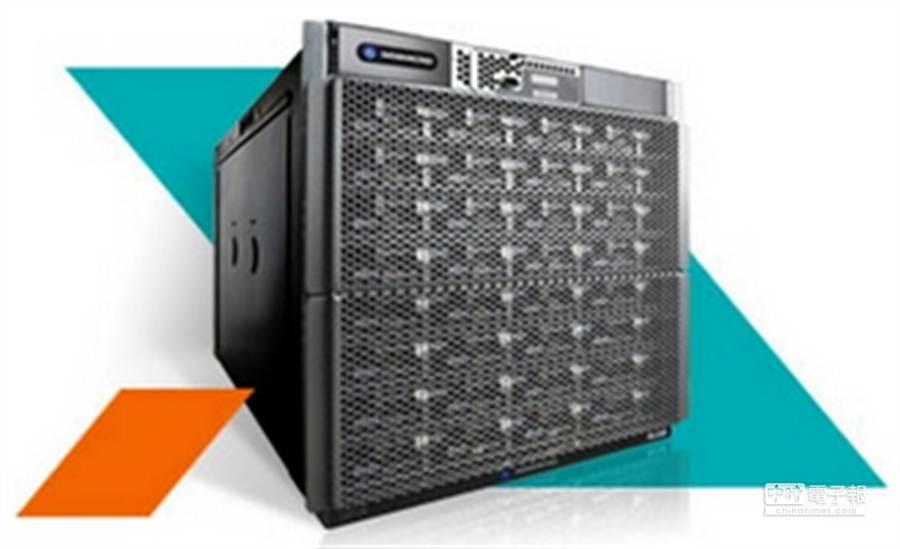 AMD以SeaMicro SM15000伺服器為基礎 ,打造可立即佈建的OpenStack私有雲系統。(AMD提供)