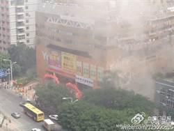 轟!廈門餐飲店氣爆 6死26傷