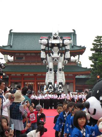 京都國際動漫節開幕  人氣年年高