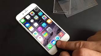 令人擔心 假指紋成功解鎖iPhone 6