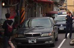 警方取締違停 美國版:1秒鐘撂倒司機