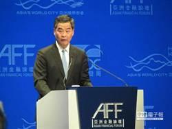 梁振英:香港有機會2017年普選