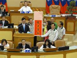 綠諷「5億市長」朱:有人說林佳龍最有錢