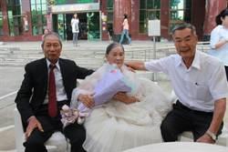斗南重陽音樂會 邀鑽石婚夫婦代言