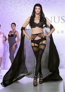 VENUS維娜斯國際時尚 邀林嘉綺代言