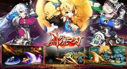 日式指劃格鬥RPG《劍魂之刃》代理權確定 預計10月攻台