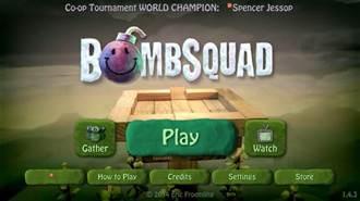《BombSquad》全力扛炸彈丟對手吧~