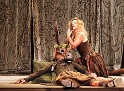 英國莎士比亞環球劇院 來台演出仲夏夜之夢