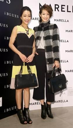 賴雅妍、謝欣穎 出席品牌秋冬發表會