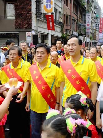 北台灣媽祖文化節 郝朱扶轎
