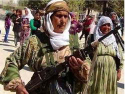IS攻入敘邊境庫德族城鎮科班尼