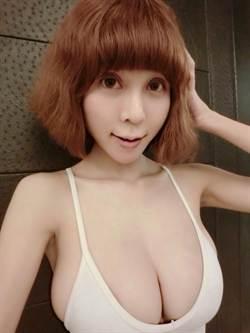 「瑜珈女神」房妍秀短髮照 曬G奶胸器訴委屈