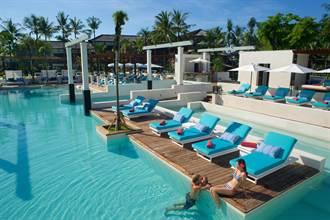 巴里島度假村 推出雙「靜池」