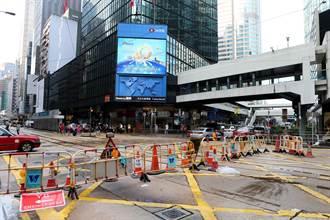 香港政府決定暫時擱置與學聯公開對話