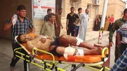 伊拉克連環爆炸 至少40死