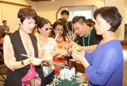 台南「設區自造」 原創手工產品亮相