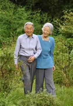 日本美智子皇后 歡度80歲傘壽
