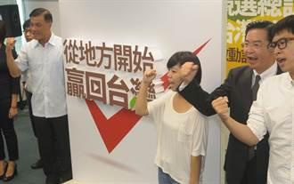 綠營啟動中央助選團 「從地方贏回台灣」