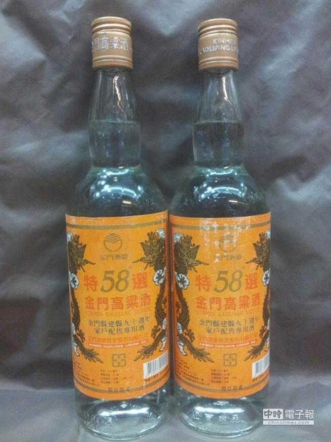 金門高粱酒商譽卓著,深受兩岸消費者喜愛。