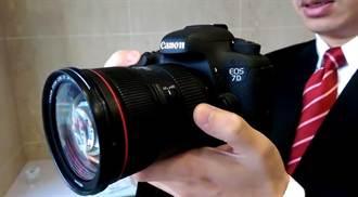 Canon APS-C新旗艦EOS 7D Mark II 上市
