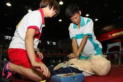 救命不能等 宜蘭CPR+AED競賽