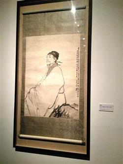 名畫《杜甫》 現身國家博物館