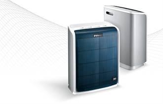 3M淨呼吸空氣清淨除濕機  空氣品質雙重進化